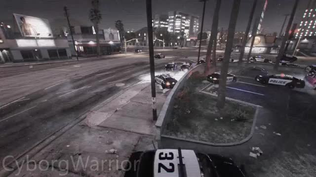 Watch and share GTAV | Busted | GTAV_Cruises GIFs on Gfycat