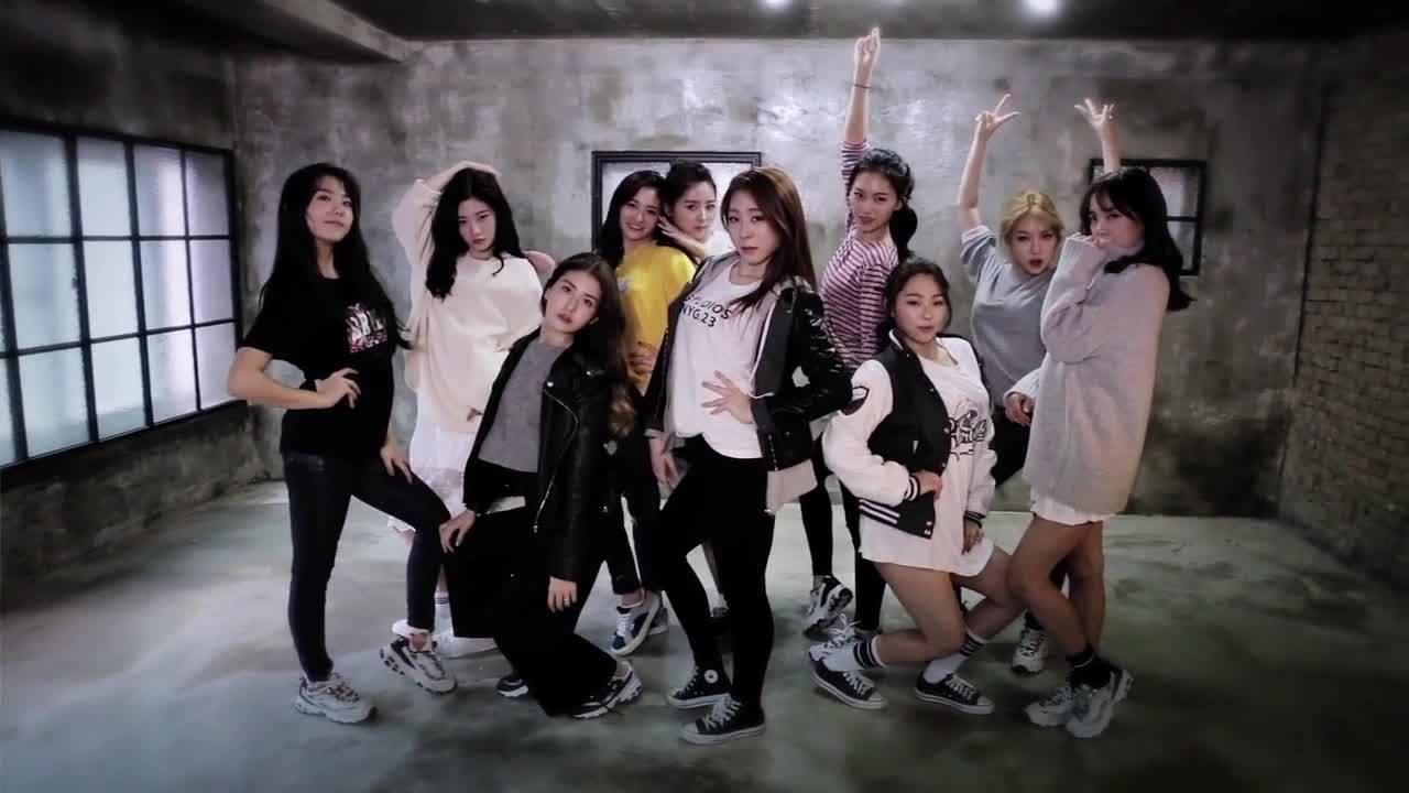 cj e&m, cjenm, cjenmmusic, [PRODUCE101] 아이오아이 (I.O.I) - Crush (Teaser) GIFs