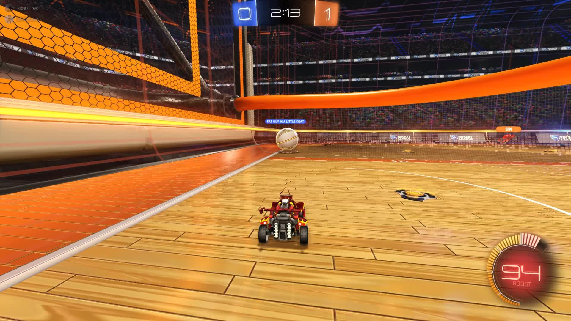 rocketleague, Hoops 24/7 GIFs