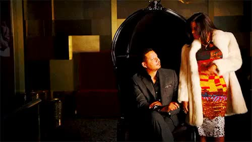 Watch delicate deceit GIF on Gfycat. Discover more Taraji P. Henson, Terrence Howard, cookie lyon, empire, loosepics, lucious lyon, me: makes no effort tofix the problem, me: this is really pixely GIFs on Gfycat
