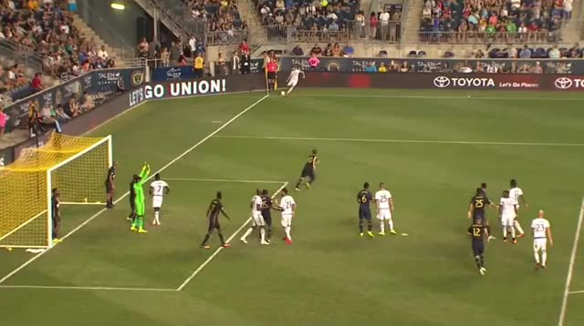 Watch and share Messy Set Piece Defending, Montreal Goal GIFs by Evercombo on Gfycat