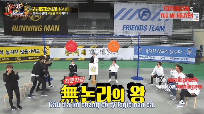 HaHa khiến các fan Running Man thích thú khi sẵn sàng bật lại MC quốc dân Yoo Jae Suk