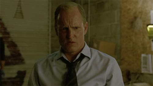 Watch and share Woody Harrelson GIFs and True Detective GIFs on Gfycat