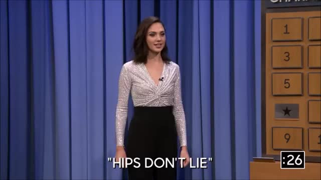 Watch and share The Tonight Show GIFs and Gal Gadot GIFs on Gfycat