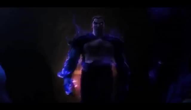 Tekken Blood Vengeance Devil Jin Vs Devil Kazuya Vs Heihachi Gif
