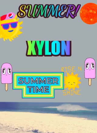 Watch and share Summer Theme Xylon's Gif! GIFs on Gfycat