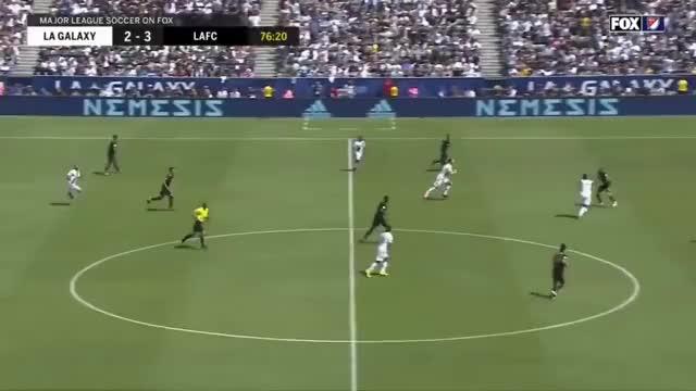 Watch Zlatan Ibrahimovic LA Galaxy Debut - 2 Goals - 31/03/2018 HD GIF on Gfycat. Discover more IBRa, amazing, debut, goal, goals GIFs on Gfycat