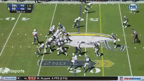 Watch and share Phillip Rivers Pick 6 GIFs on Gfycat
