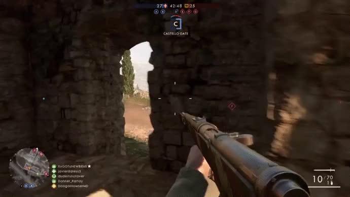 Battlefield One Last Stand GIFs