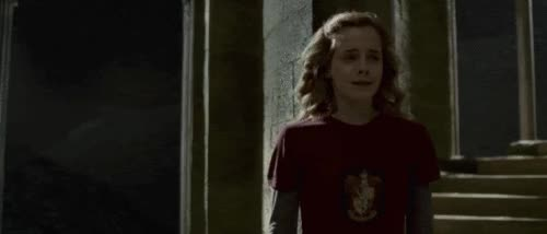 Watch hermione granger GIF on Gfycat. Discover more related GIFs on Gfycat