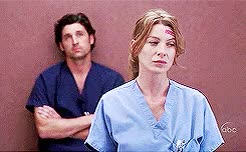 Watch and share Derek And Meredith GIFs and Derek X Meredith GIFs on Gfycat