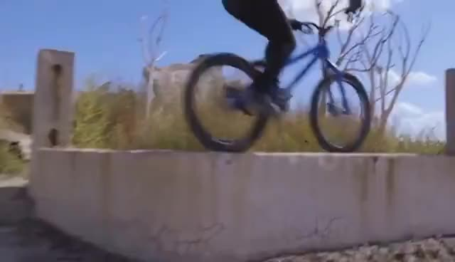 Watch and share Bike Trial GIFs on Gfycat