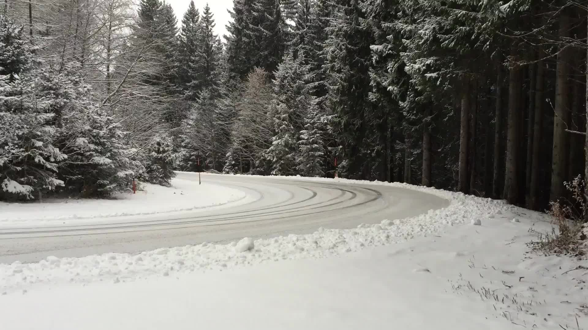Autos & Vehicles, EvilsixXx, Audi RS4 Snow Drift GIFs