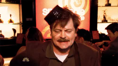 Watch justingif GIF on Gfycat. Discover more Nick Offerman GIFs on Gfycat