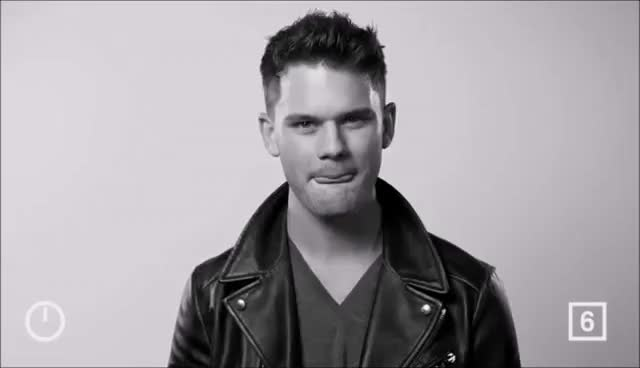 Watch and share Jeremy Irvine- Thinking Out Loud (Tribute) GIFs on Gfycat