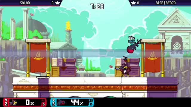 Watch and share Rivals Of Aether GIFs by Renzo on Gfycat
