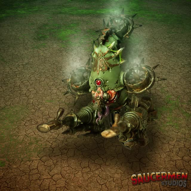 Watch and share Saucermen Studios GIFs and Warhammer GIFs by alfandango on Gfycat