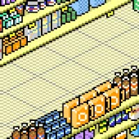 Watch and share Grocery Store Photo: Grocery Store Smiley Supermarket.gif GIFs on Gfycat