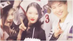 Watch an sohee GIF on Gfycat. Discover more 6mix, celena ahn, chicsohee, got7, lee sunmi, sunmi GIFs on Gfycat