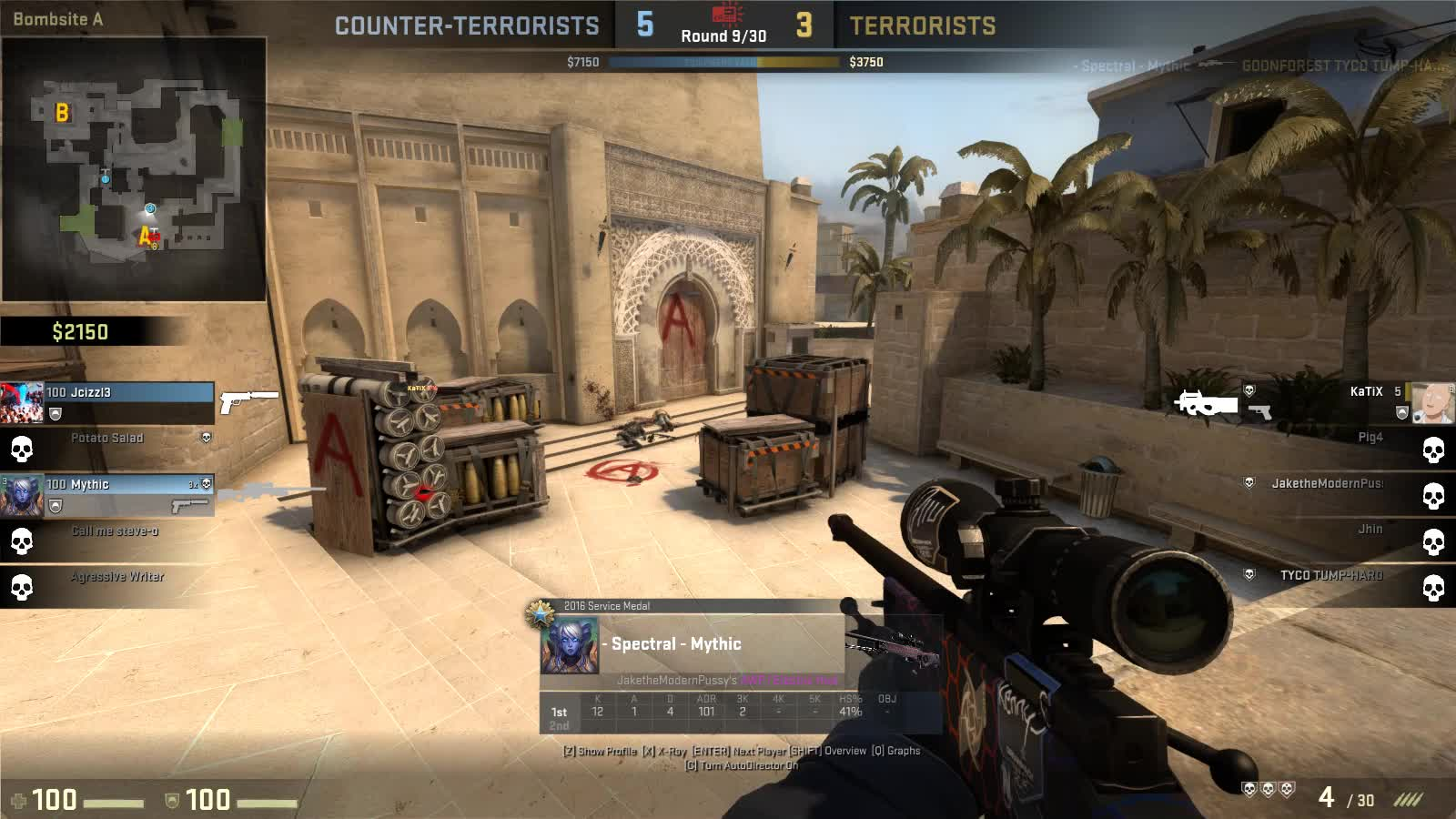 Counterstrike, Silver Moments GIFs