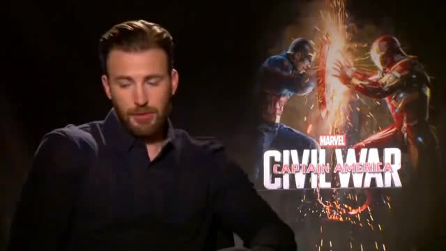 Watch and share Chris Evans Funny Moments 2016 GIFs on Gfycat