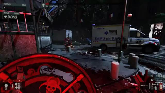 Watch and share Killing Floor 2 GIFs and Friendly Fire GIFs by cyglade on Gfycat
