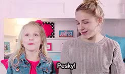 Watch and share I Laugh So Hard GIFs and Chloe Lukasiak GIFs on Gfycat