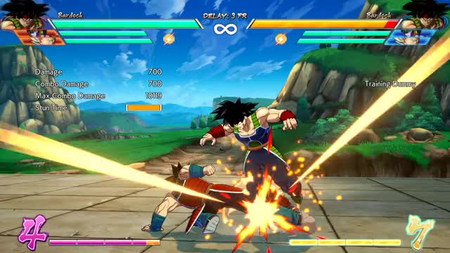Watch Bardock 4bar ToD GIF on Gfycat. Discover more related GIFs on Gfycat