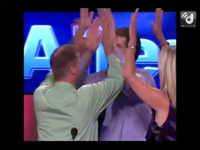 Watch DoubleDs on Family Feud GIF on Gfycat. Discover more D's, Double, Family, Steve Harvey, TV, boobs, bounce, feud, funny, gameshow, harvey, humor, laughs, steve, television show GIFs on Gfycat