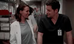 Watch and share Grey's Anatomy GIFs and Alex Karev GIFs on Gfycat