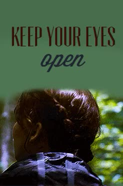 Watch and share Katniss Everdeen GIFs and Okay I Fixed It GIFs on Gfycat