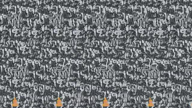 Watch and share Crossview Magic Eye GIFs by 3dsf on Gfycat