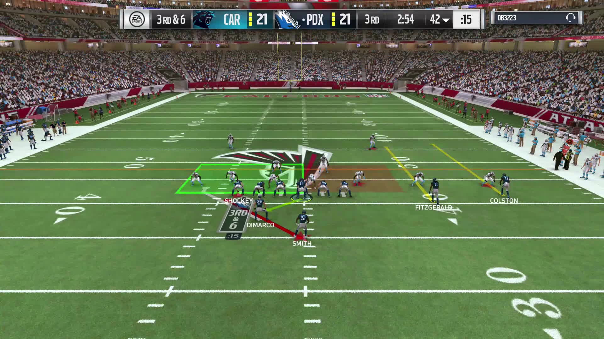 maddenultimateteam, Reasons why Emmitt Smith is my favorite RB in MUT thus far! GIFs