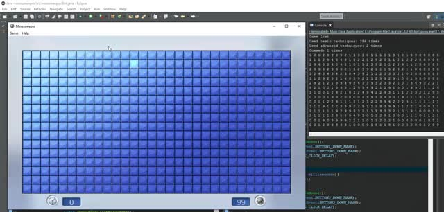 Watch and share Minesweeper GIFs and Solver GIFs by mortiii on Gfycat