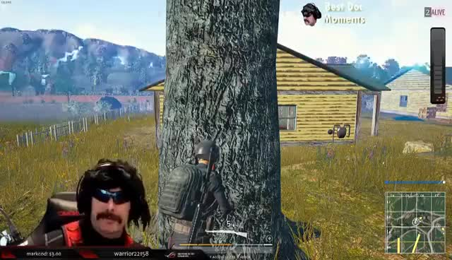 Dr Disrespect HITS Chair and SLAMS Desk from RAGE in Battlegrounds! ♦Best of DrDisrespectLive♦