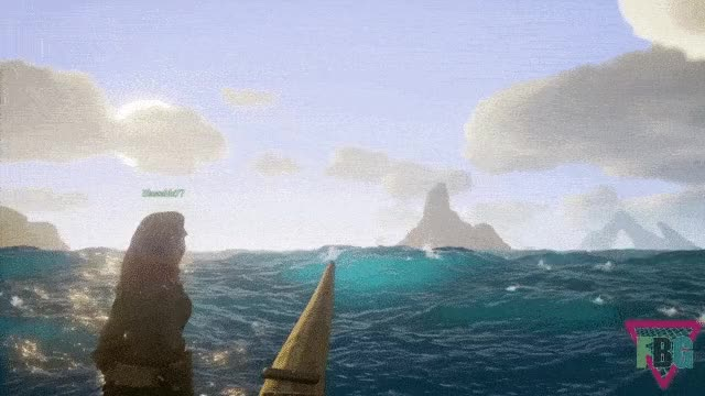 Watch and share Sea Of Thieves Gif GIFs on Gfycat
