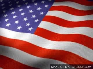 Watch and share Usa Flag GIFs on Gfycat