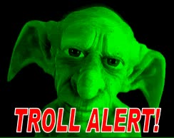 Watch and share Do Not Feed The Trolls Sign GIFs on Gfycat