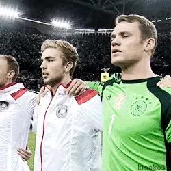 Watch and share Christoph Kramer GIFs and Manuel Neuer GIFs on Gfycat