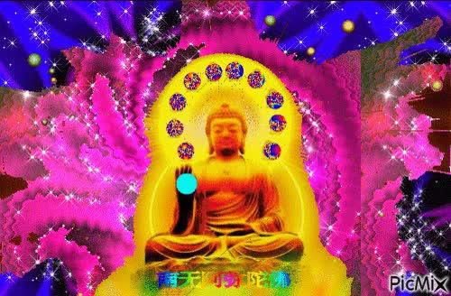 amitabha buddha by mangala konchok norbu