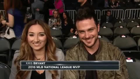 chicubs, Oh hey Kris Bryant GIFs