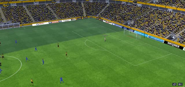 Watch My star regen just scored the greatest FM goal that I've ever seen. [FM15] (reddit) GIF on Gfycat. Discover more footballmanagergames GIFs on Gfycat