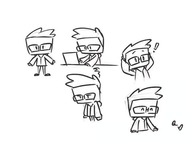 Watch and share Q-drawing-progress GIFs by q-drawing-progress on Gfycat