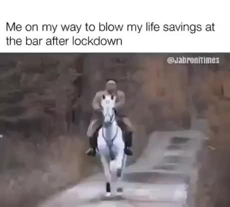 When lockdown ends