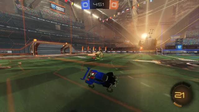 Watch ⏱️ Goal 1: Dabble GIF by Gif Your Game (@gifyourgame) on Gfycat. Discover more Dabble, Gif Your Game, GifYourGame, Goal, Rocket League, RocketLeague GIFs on Gfycat