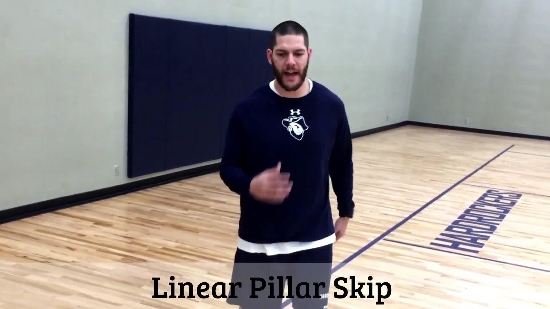 Linear Pillar Skip GIFs