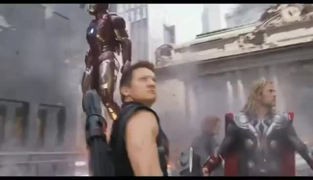 Watch and share Avengers GIFs and The GIFs on Gfycat