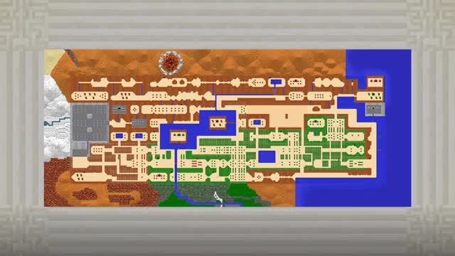 Watch and share Zelda Map Fades To Minecraft Map GIFs by zeldaminecraft on Gfycat