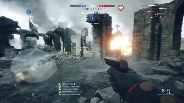 Watch and share Catchy Username GIFs and Battlefield™ 1 GIFs by edgeboi on Gfycat