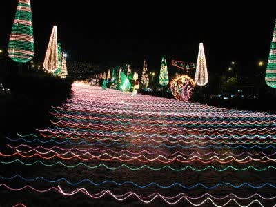Watch and share Christmas Lights GIFs on Gfycat